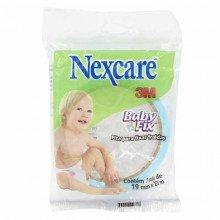 Fita Adesiva Nexcare 3m Baby Fix Azul 19mm X 20m