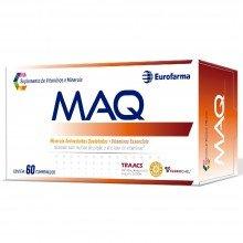 Maq Suplementos de Vitaminas e Minerais Com 60 Comprimidos