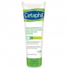 Cetaphil Advanced Moisturizer Loção Hidratante C/226g