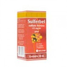 Sulferbel Gotas C/ 30 Ml