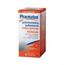 Pharmaton C/ 60 Cápsulas