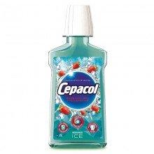 Antisséptico Bucal Cepacol Teen Morango Ice 250 Ml