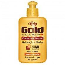 Creme Para Pentear Niely Gold 280g