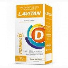 Lavitan Gotas Vitamina D Com 10ml