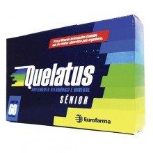 Quelatus Senior Com 60 Comprimidos