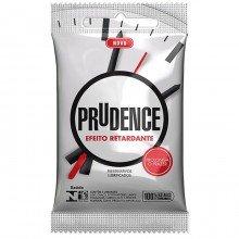 Preservativos Prudence Efeito Retardante Com 03 Unidades