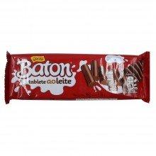 Chocolate Baton Tablete Ao Leite 96g