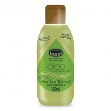 "óleo Aloe Vera""babosa"" Ideal 100ml"