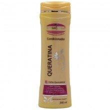 Condicionador de Queratina Com Cisteína Linha Queratinize Desalfy Hair 300 Ml