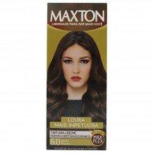 Kit Prático Embelleze Maxton Coloração Creme 6.0 Louro Escuro