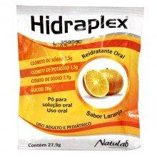 Hidraplex Sabor Laranja Pó Para Solução Oral 27,9g