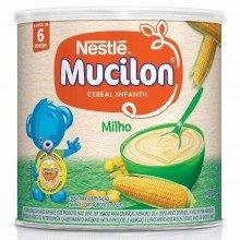 Cereal Infantil Mucilon Sabor Milho Nestlé  400 G