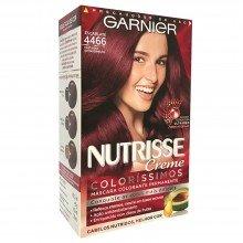Tintura Garnier Nutrisse Coloríssimos Kit Creme Cor 4466 Granada