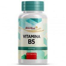 Vitamina B5 500 Mg - 90 Cápsulas