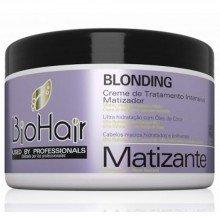 Máscara Bio Hair Blonding Matizante 400g