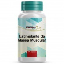Estimulante da Massa Muscular - 60 Doses