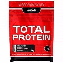 Total Protein D.n.a 1kg Morango Com Banana