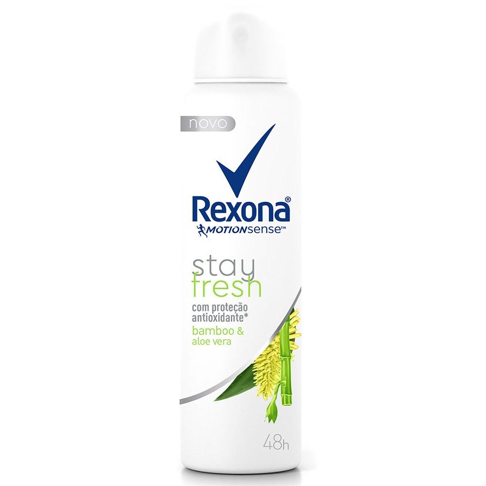 e929ed0f6 Comprar Desodorante Aerosol Rexona Women Stay Fresh 90g