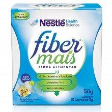 Fiber Mais Nestlé Nutrition Com 10 Sachês