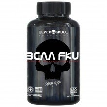 Bcaa Fku Black Skull 120 Tabletes