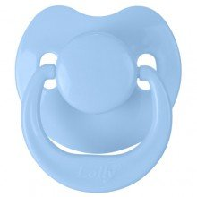 Chupeta Lolly Baby Tamanho 2 Rf-4012-01 Azul