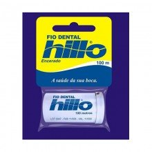 a93ac4bf5 Fio Dental Hillo Tradicional 100 Metros