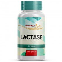 Lactase 200 Mg - 60 Cápsulas