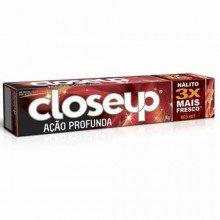 Gel Dental Close Up Max Red  90g
