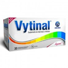 Vytinal Com Zinco C/ 30 Comprimidos