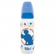 Mamadeira Lillo Disney Tamanho 2 - 240ml Cor Azul Ref-301721