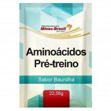 Aminoácidos Pré-treino - 60 Sachês